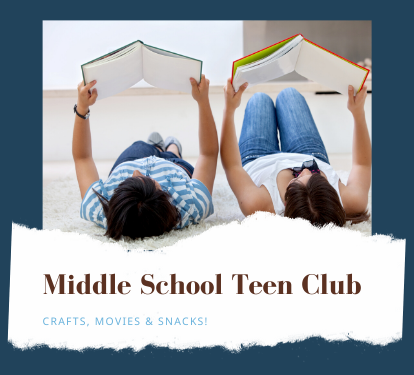 Middle School Teen Club