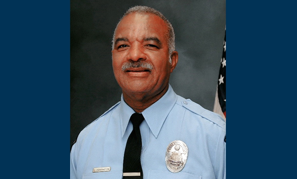 Police Service Officer Larry Harrington Selected as ESPD's Civilian of the Year