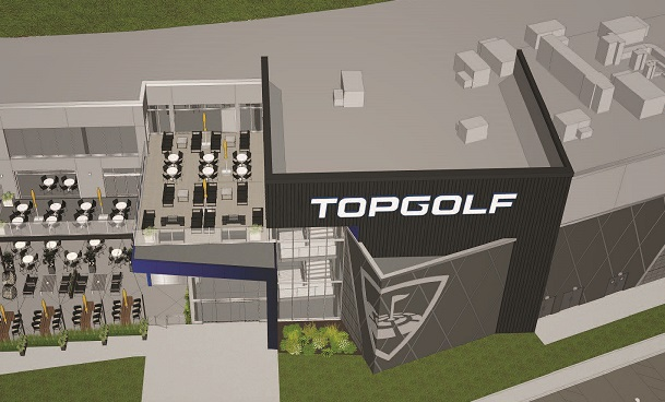 Topgolf Slated to Open June 2021