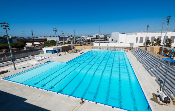 El Segundo Wiseburn Aquatics Center Now Open
